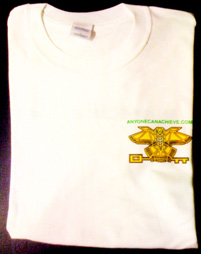 White Short Sleaved T-Shirt