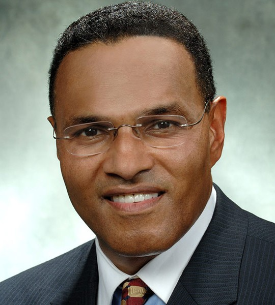 Dr. Freeman Hrabowski - President, University of Maryland at Baltimore County
